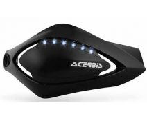 ACERBIS DUAL ROAD HANDGUARDS FLASH NEGRO Ref.0013824 SCOOTER